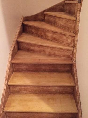 couleur peinture escalier excellent id es peinture cuisine avec id e couleur peinture cuisine. Black Bedroom Furniture Sets. Home Design Ideas
